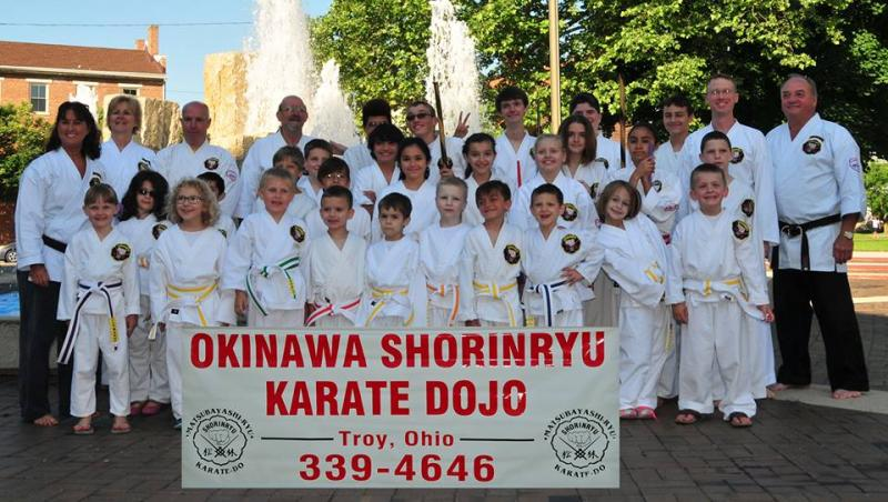 Okinawan ShorinRyu Karate Dojo - Home